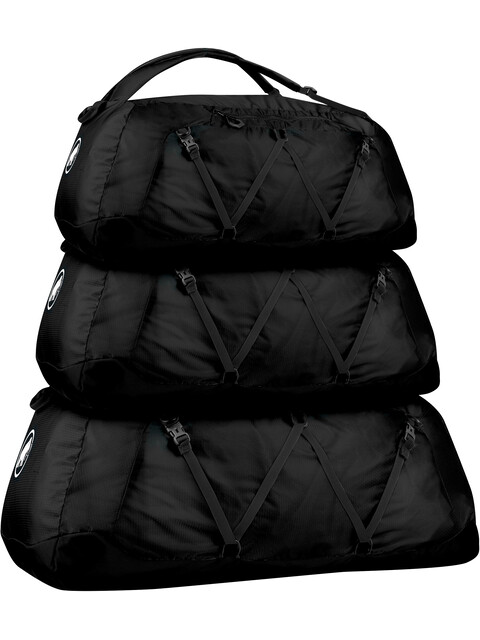 Mammut Cargo Light Shoulder Bag 60L black